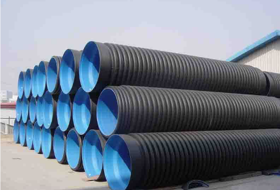 HDPE Corrugated Pipe Factory