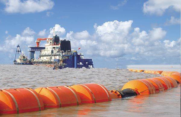 Hdpe Pipe Floats
