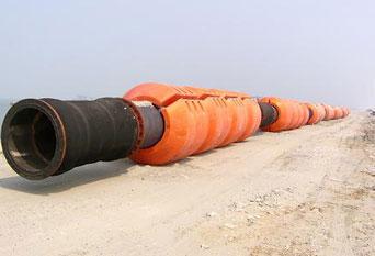 HDPE Dredging Pipe Manufacturer