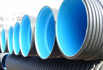 Why Is The HDPE Drainage Pipe Muted?