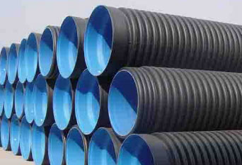 Application Of HDPE Corrugated Pipe On Drainage Pipes