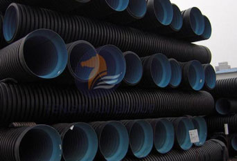 HDPE Corrugated Pipe Construction Technology In Municipal Engineering