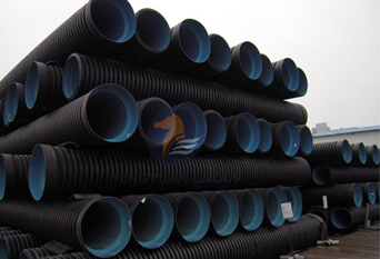 Development Prospect Of HDPE Double-Wall Corrugated Pipe