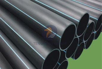 HDPE Drainage Pipe Is A High Density Polyethylene Pipe