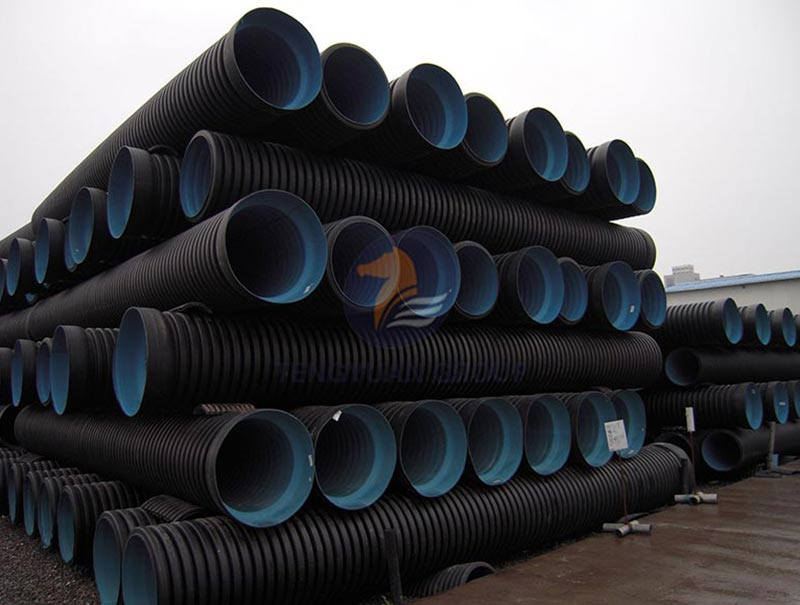 HDPE Corrugated Pipe