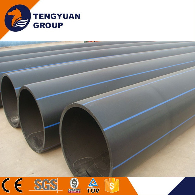 Large Diameter OD1600mm HDPE Water Supply Pipe for Municipal Application