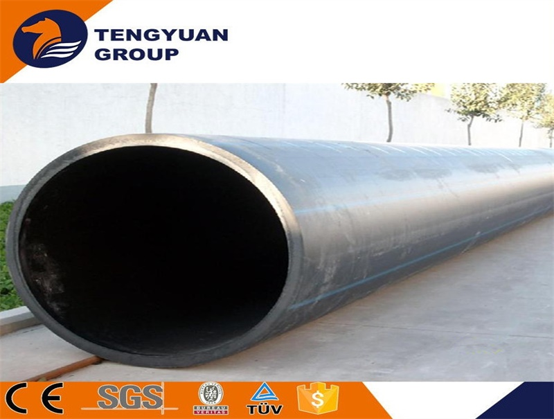 Large Diameter OD1800mm HDPE Pipe for Water Supply