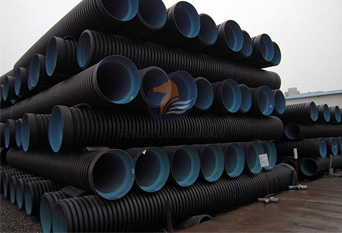 Brief Introduction of HDPE Corrugated Pipe