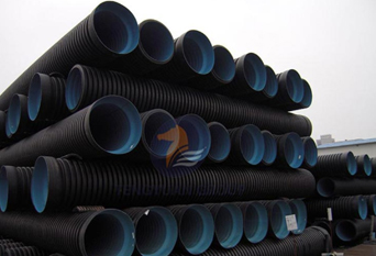 What Can Be Applied To HDPE Corrugated Pipe?