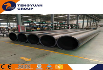 What Are The Characteristics Of The Fused Connection Of HDPE Water Supply Pipe?