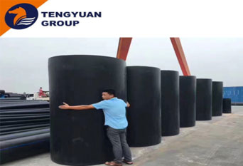 HDPE Water Supply Pipe Welding Step Analysis 1