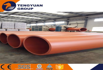 Brief Introduction Of PE Water Supply Pipe Characteristics 2